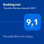 Berro do Jeguy em Booking
